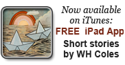 Free iPad App, Short Stories by WH Coles 