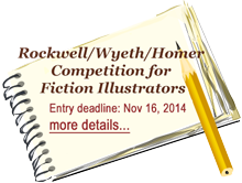 Fiction Illustrator Contest