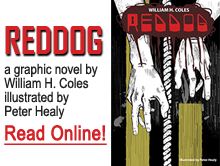 Reddog graphic novel