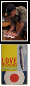 Jim Shepard book signing