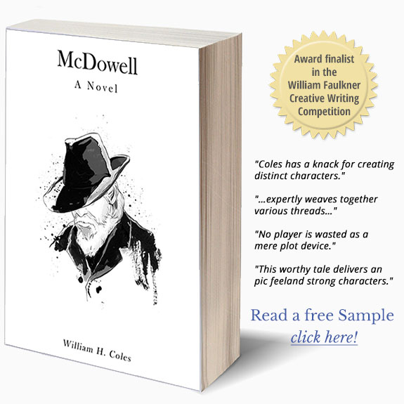 McDowell by Coles